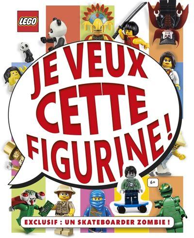 Lego Je veux cette figurine !
