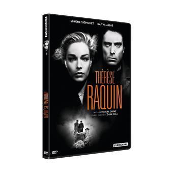 Thérèse Raquin DVD