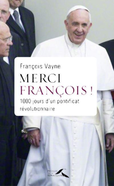 Merci François !