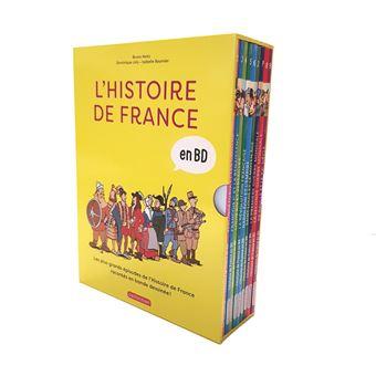 L Histoire De France En Bd L Integrale