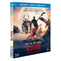 Kubo et l'armure magique Blu-ray