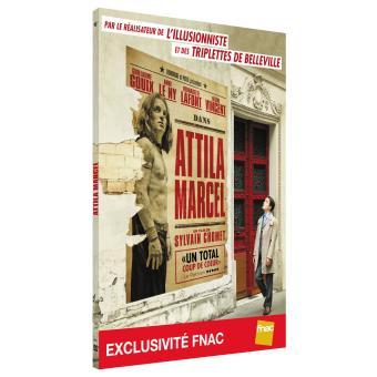 Attila Marcel Exclusivité Fnac DVD