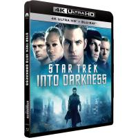 Star Trek Into darkness Blu-ray 4K Ultra HD
