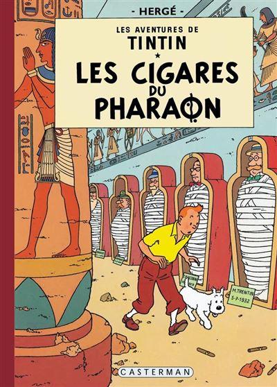 Les cigares de pharaon