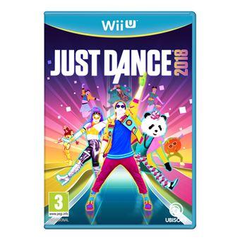 Just Dance 2018   WIIU