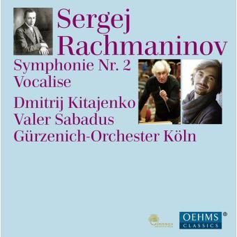 Symphony no.2/vocalise