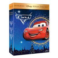 Coffret Cars 1 à 3 Blu-ray