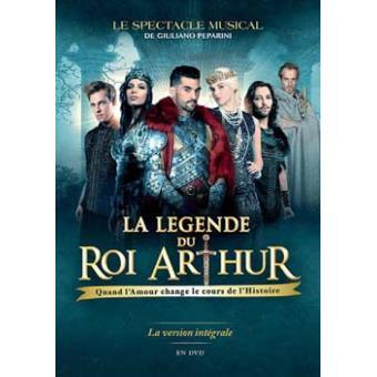 La Légende du Roi Arthur DVD
