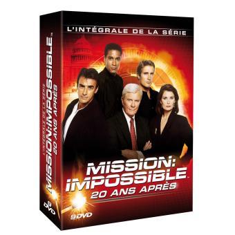Mission : ImpossibleCoffret Mission : Impossible 20 ans après Saisons 1 et 2 Edition limitée DVD