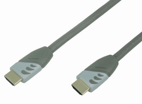 Câble Temium HDMI 2.0 4K 1.5 m Or