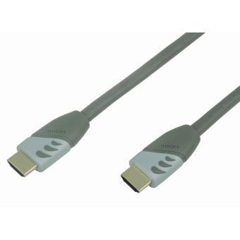 Temium 4K HDMI Kabel 2.0 Goud - 1.5M