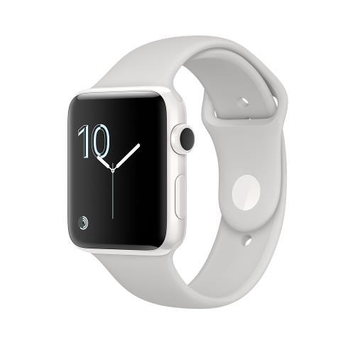 Fnac.com : Apple Watch Edition 38 mm Boîtier en Céramique Blanc avec Bracelet Sport Neige - Montre connectée.