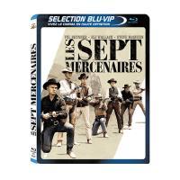 Les sept mercenaires VIP Blu-ray