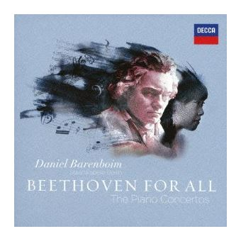 Beethoven for all the piano concertos - SHM-CD