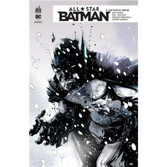 BatmanAll star Batman