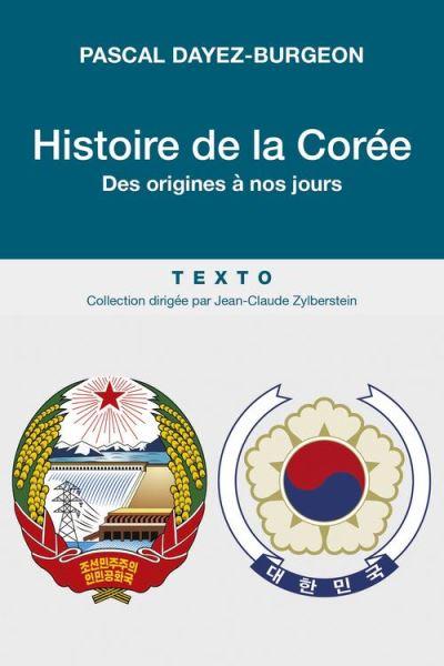 Histoire de la Corée - Des origines à nos jours - 9782847348972 - 9,99 €