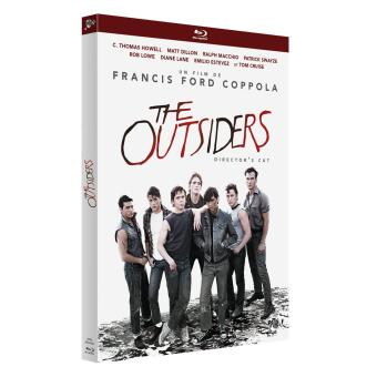 The Outsiders Edition limitée Blu-ray