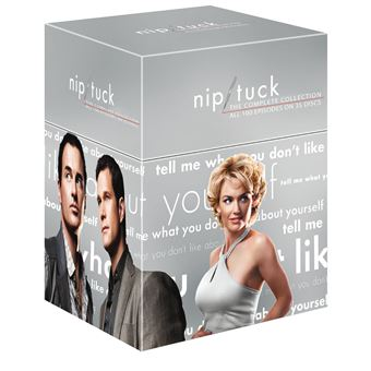 Nip/TuckNip/Tuck Repack Saisons 1 à 6 Coffret DVD