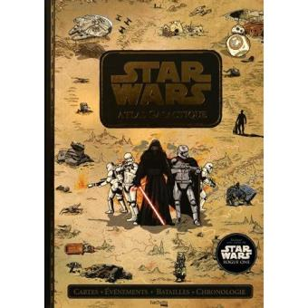 Star WarsStar Wars Atlas Galactique