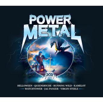 POWER METAL/2CD