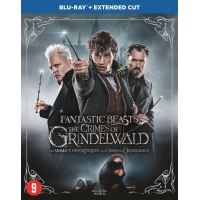 FANTASTIC BEASTS:THE CRIMES OF GRINDELWALD-BIL-BLURAY