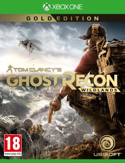 Tom Clancys Ghost Recon Wildlands Edition Gold Xbox One