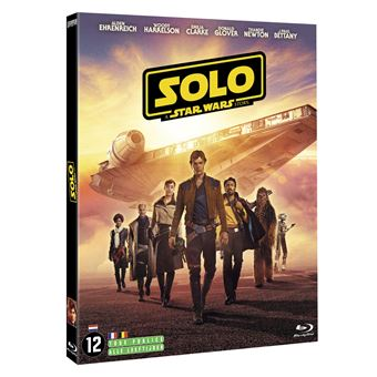 Star WarsSolo : A Star Wars Story Blu-ray
