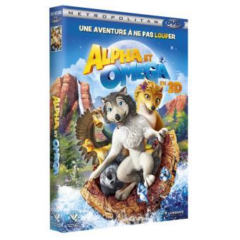 Alpha & OmégaAlpha & Omega DVD