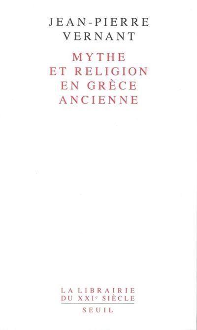 Mythe et religion en Grèce ancienne