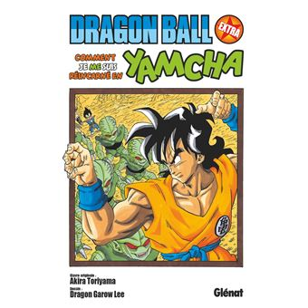 Dragonball yamcha extra