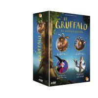 Coffret Le Gruffalo et autres contes DVD