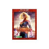 Captain Marvel Steelbook Blu-ray 3D