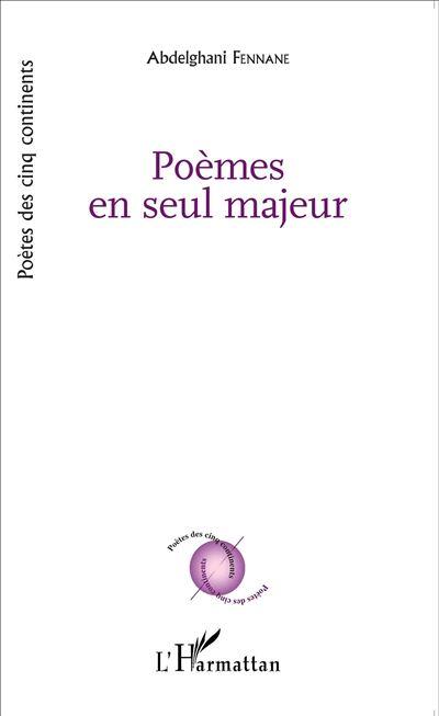 Poèmes en seul majeur