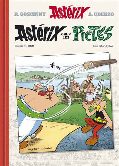Asterix chez les pictes - Version luxe