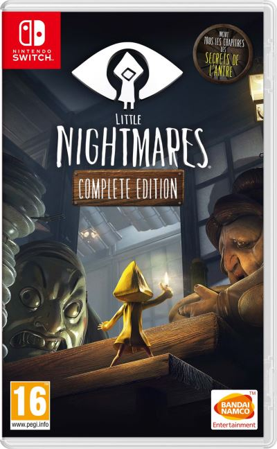 Little Nightmares Edition Complète Nintendo Switch