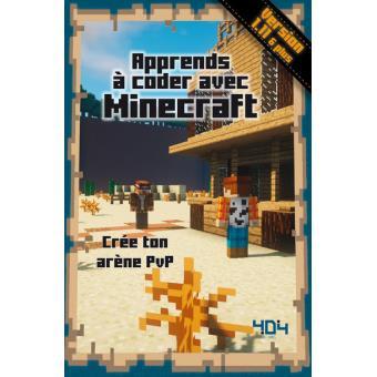 minecraft apprends coder avec minecraft st phane pilet broch achat livre fnac. Black Bedroom Furniture Sets. Home Design Ideas