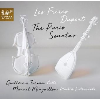 Duport/the paris sonatas