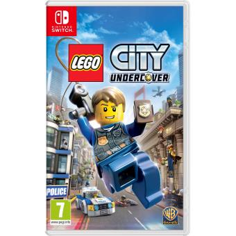 lego city undercover nintendo switch jeux vid o achat prix fnac. Black Bedroom Furniture Sets. Home Design Ideas