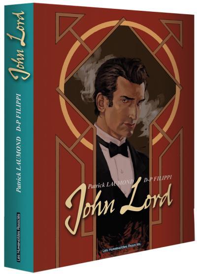 John Lord coffret
