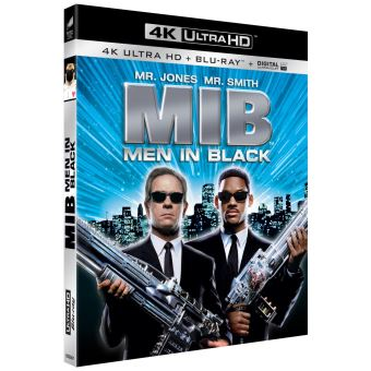 Men in BlackMen in Black Blu-ray 4K Ultra HD