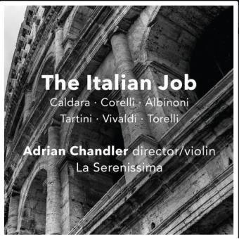 Italian job/musique baroque instrumentale
