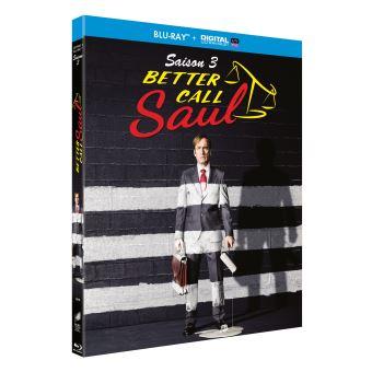 Better call SaulBetter Call Saul Saison 3 Blu-ray
