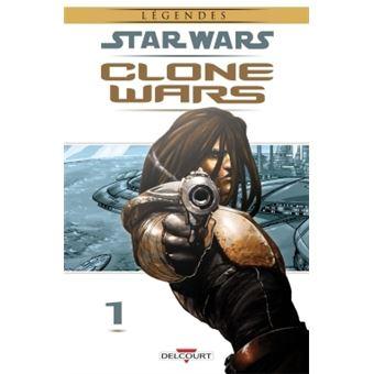 Star WarsStar Wars - Clone Wars T01 NED