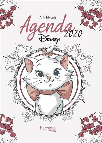 Père-Noël Surprise 2019 - Inscriptions closes - A vous de jouer  - Page 6 Agenda-Art-Therapie-Disney-2020
