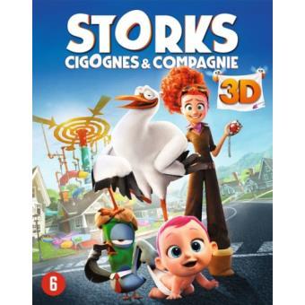 Storks/ Cigones & Compagnie (3D)