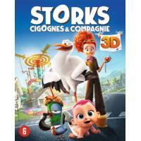 STORKS CIGOGNES & COMPAGNIE-BIL-BLURAY 3D