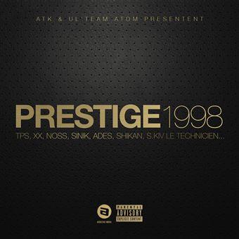 Prestige 1998 Digipack