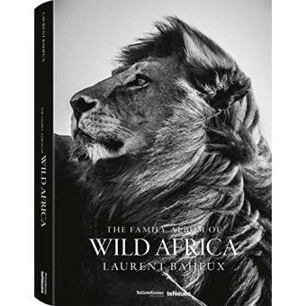 ALBUM DE L'AFRIQUE SAUVAGE
