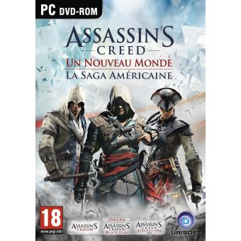 COMPIL AC : THE AMERICAN SAGA MIX PC