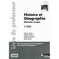 Histoire geographie 1ere st2s